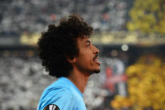 Brazil's Luiz Gustavo has enjoyed a brilliant first season with Marseille (AFP Photo/Vladimir Simicek )