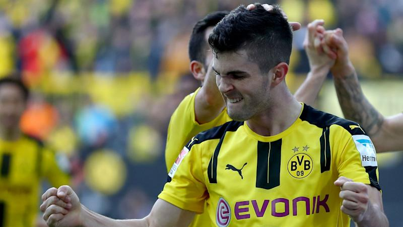 U.S. coach Arena was in contact with Pulisic during Dortmund explosion