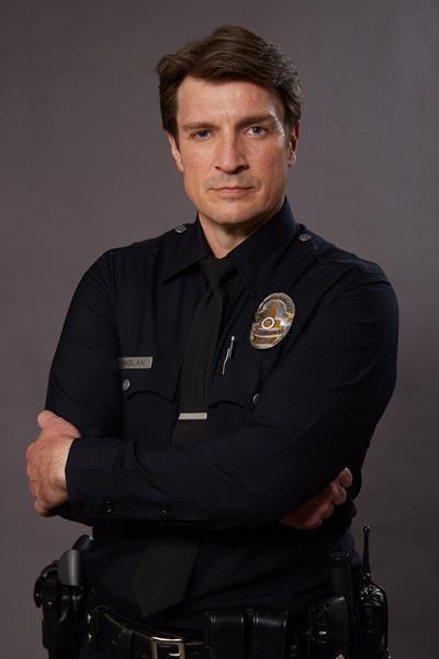 Don't call it a crisis: Nathan Fillion explores 'mid-life change' in 'The Rookie'
