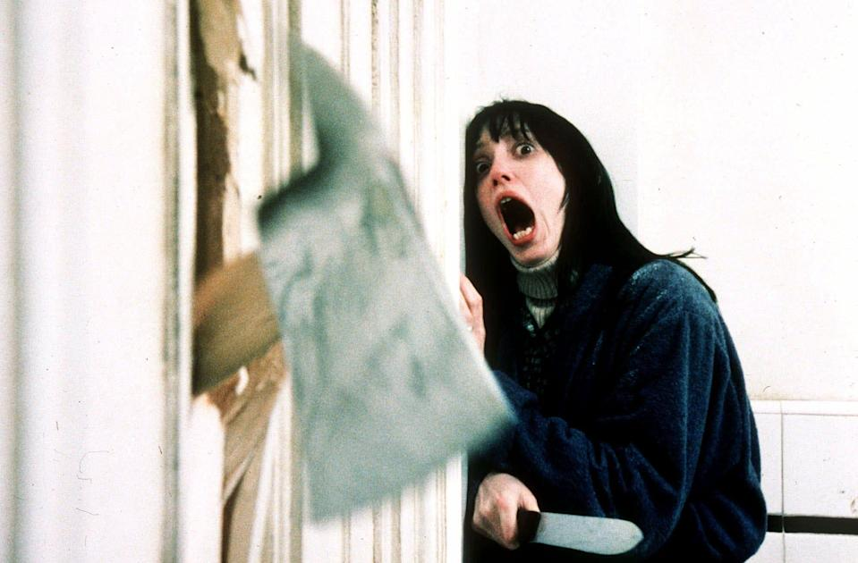 """""""The Shining"""" actress Shelley Duvall appeared in a 2016 episode of """"The Dr. Phil Show,"""" which sparked backlash from celebrities including Mia Farrow."""