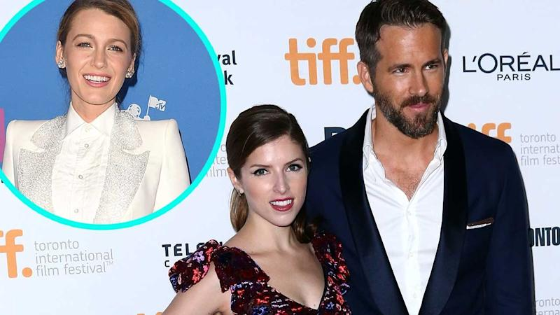 Blake Lively Jokingly Reveals The Nsfw Thing Ryan Reynolds And Anna