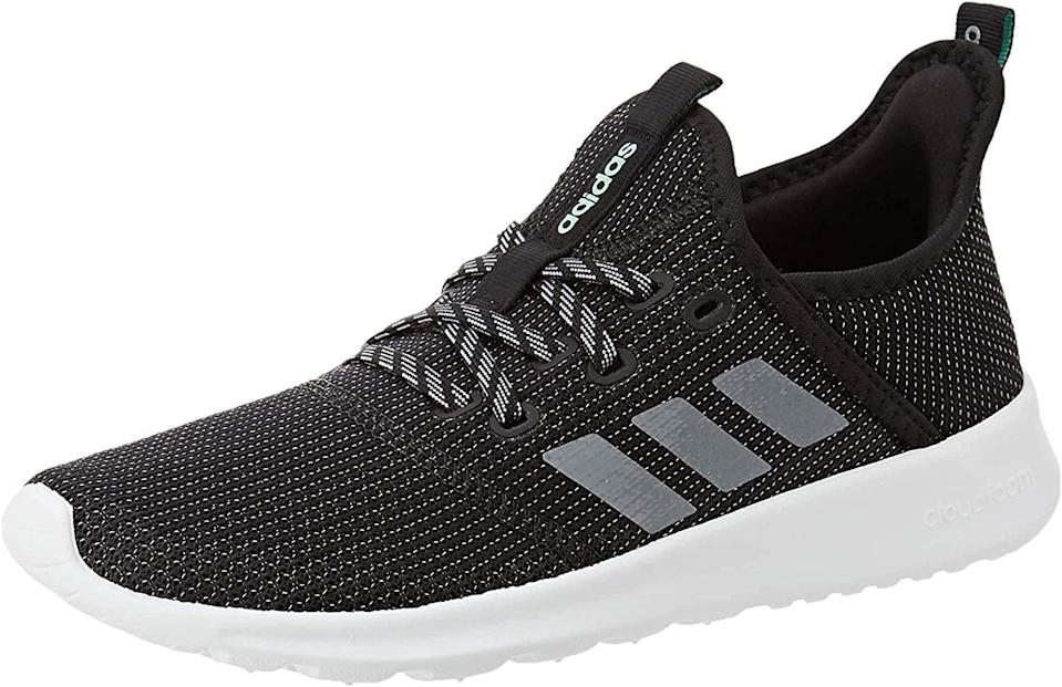 <p>If she has an active lifestyle, you can't go wrong with these <span>adidas Women's Cloudfoam Pure Running Shoe</span> ($93).</p>