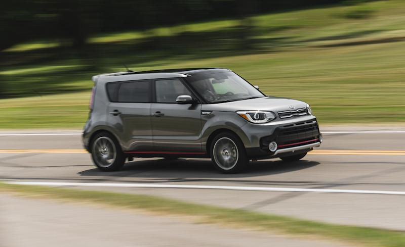 WHAT WE LIKE: Our Long Term Kia Soul Has A Lot Of Moxie. Mostly, That Stems  From It Being The Exclaim Trim, Equipped With The 201 Hp Turbocharged ...