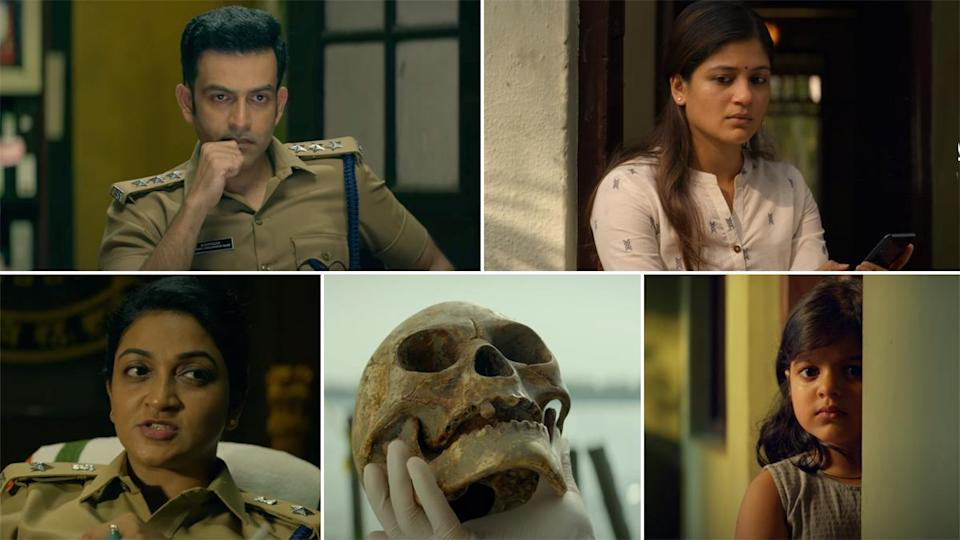 Cold Case Trailer: Prithviraj Sukumaran's Cop Tries to Solve a Mysterious  Death Involving Witchcraft; Film To Stream on Amazon Prime From June 30  (Watch Video)