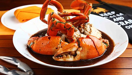 Asia's Top 50 Restaurants: Ministry of Crab