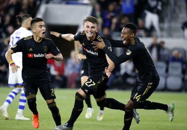 LAFC vs. San Jose Earthquakes LIVE STREAM (6/20/19): Watch Lamar Hunt U.S. Open Cup Round of 16 online