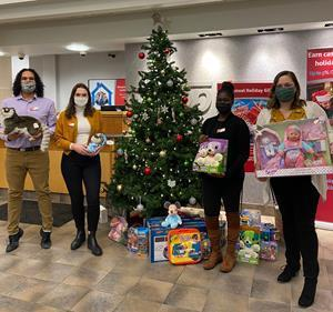 TopLine's 22nd Annual Holiday Gift Drive Benefits Local Communities