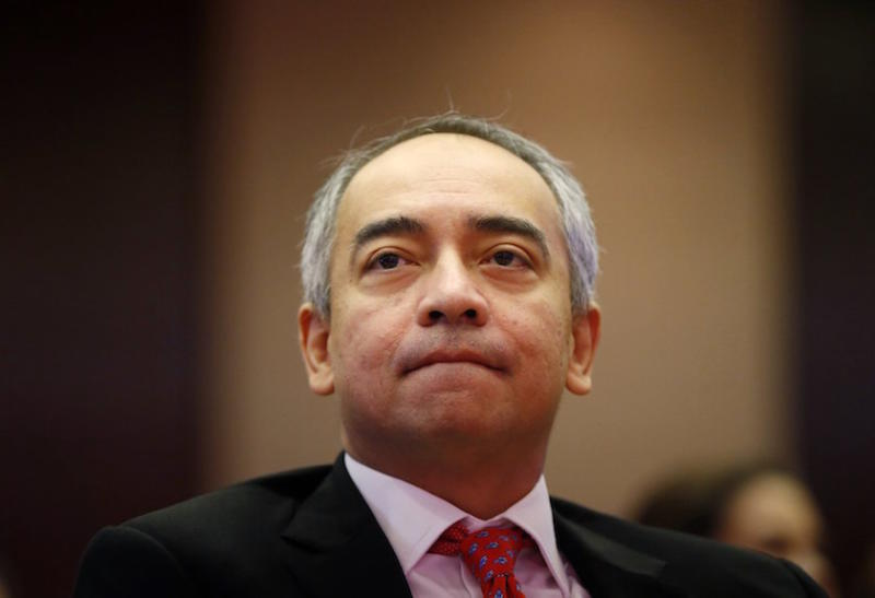 Former CIMB chairman Datuk Seri Nazir Razak said today he will be assisting the MACC to recover 1MDB funds. — Reuters pic