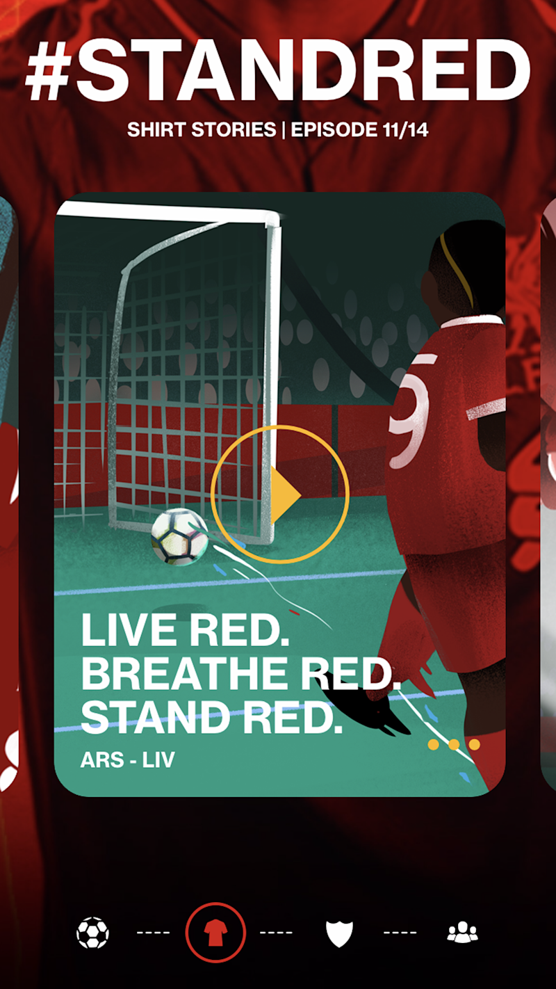 Stand Red 3