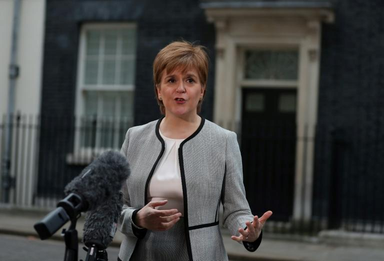 Scottish government poised to reject EU Withdrawal Bill