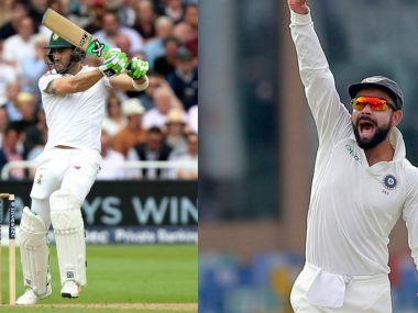 Live Cricket Score India Vs South Africa 1st Test Day 4