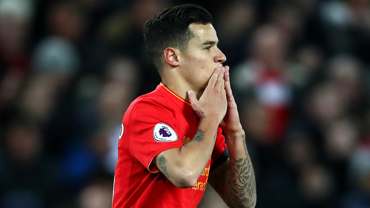 Philippe Coutinho's displays for Liverpool have led to the Brazil star being linked with a move to Barcelona.