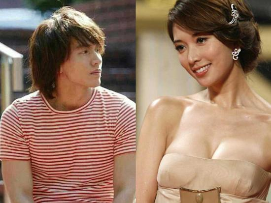 Fans want Jerry Yan and Lin Chi-ling to reunite