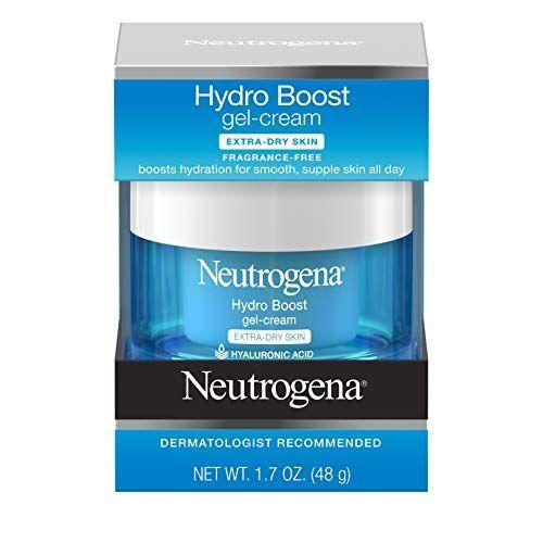 """<p><strong>Neutrogena</strong></p><p>amazon.com</p><p><strong>$13.94</strong></p><p><a href=""""https://www.amazon.com/dp/B00NR1YQK4?tag=syn-yahoo-20&ascsubtag=%5Bartid%7C10070.g.3239%5Bsrc%7Cyahoo-us"""" rel=""""nofollow noopener"""" target=""""_blank"""" data-ylk=""""slk:Shop Now"""" class=""""link rapid-noclick-resp"""">Shop Now</a></p><p>This deeply hydrating face moisturizer will bring her skin back to life back after extra dry flights.</p>"""