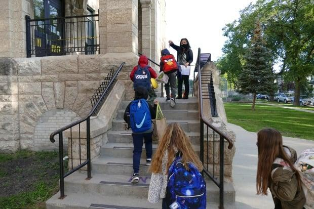 The Manitoba government plans to eliminate elected school boards, under a bill now in second reading before the legislature. (Jeff Stapleton/CBC - image credit)
