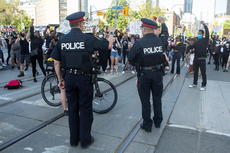 Police watchdog data, Atlantic restrictions lifting; In The News for July 3