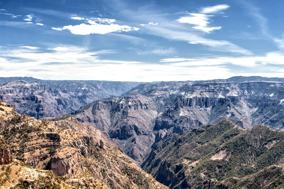 Copper Canyon - GETTY