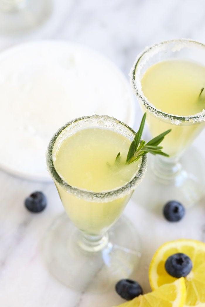 """<p>Hawaiians like their drinks shaken, not stirred, according to their recipe searches. The classic lemon drop martini is made with only three ingredients and can be shaken up in no time. Rim the glass with sugar to make happy hour even sweeter!</p> <p><strong>Get the recipe</strong>: <a href=""""https://www.popsugar.com/buy?url=https%3A%2F%2Ffitfoodiefinds.com%2Flemon-drop-martini%2F&p_name=lemon%20drop%20martini&retailer=fitfoodiefinds.com&evar1=yum%3Aus&evar9=47471653&evar98=https%3A%2F%2Fwww.popsugar.com%2Ffood%2Fphoto-gallery%2F47471653%2Fimage%2F47473932%2FHawaii-Lemon-Drop-Martini&list1=cocktails%2Cdrinks%2Calcohol%2Crecipes&prop13=api&pdata=1"""" class=""""link rapid-noclick-resp"""" rel=""""nofollow noopener"""" target=""""_blank"""" data-ylk=""""slk:lemon drop martini"""">lemon drop martini</a></p>"""