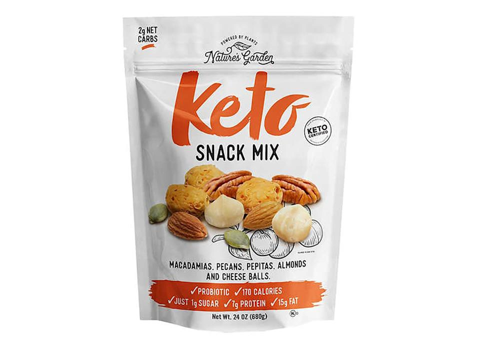 natures garden keto snack mix