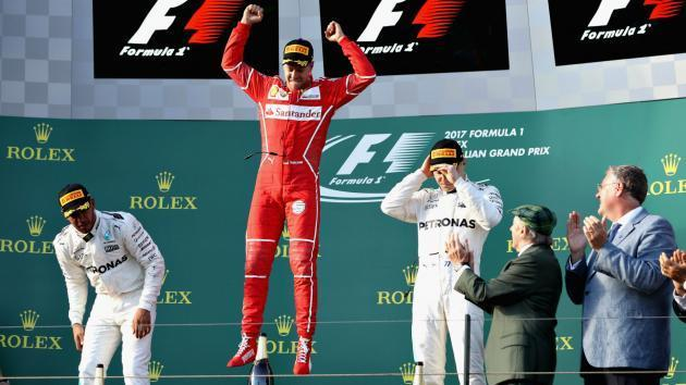 Vettel and Ferrari renaissance gives Mercedes food for thought and F1 excitement again