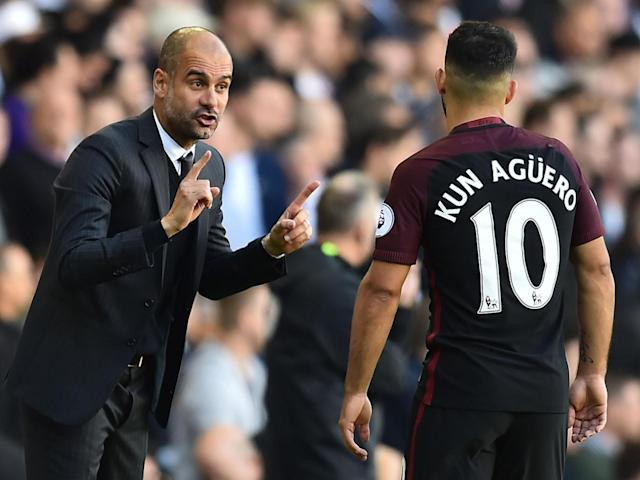 Guardiola wants City to improve in the box and says they haven't scored enough goals (Getty)