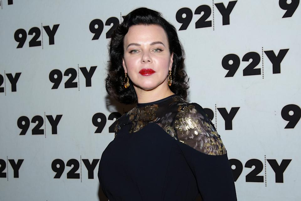 Actress Debi Mazar is the latest celebrity to test positive for COVID-19. (Photo: Jason Mendez/Getty Images)