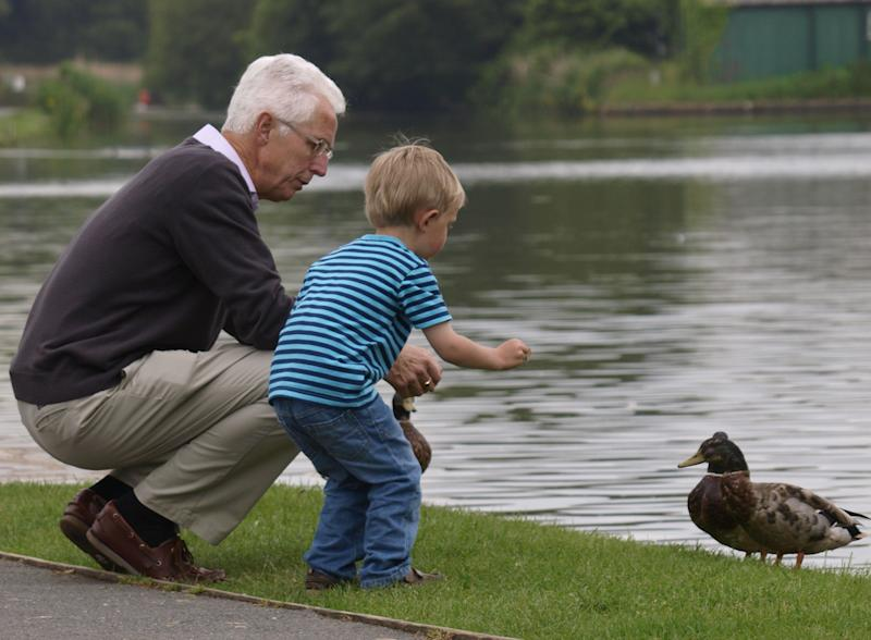 Are you a grandparent who is missing out on £230 a year?
