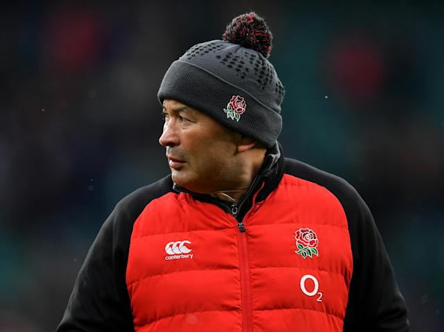 Eddie Jones admits he is 'short of leaders' in his England squad after Six Nations misery