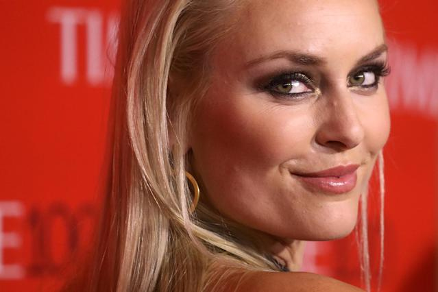 "Lindsey Vonn wishes to represent her nation ""as a whole."" (Reuters)"