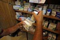 Even basic drugs are in short supply, forcing charities and Lebanese citizens returning from abroad to fill in the gap