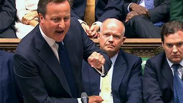 <p>Cameron loses parliamentary vote on Syria military action</p>