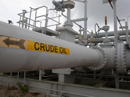 Oil Prices Rise As Saudi Oil Exports Plummet