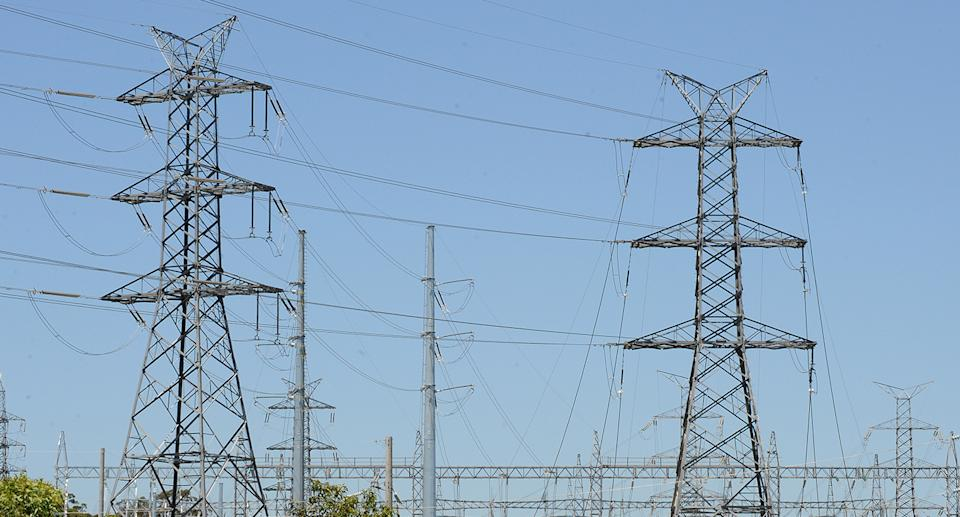 Some 375,000 people in Queensland are without power. Source: AAP