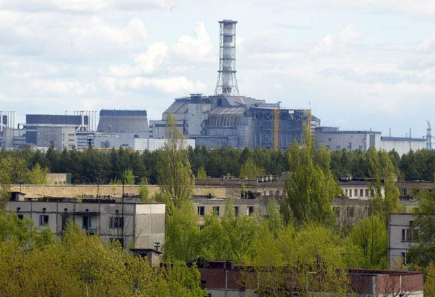 <p>Chernobyl remains abandoned 35 years on from the world's worst nuclear meltdown</p> (AP)