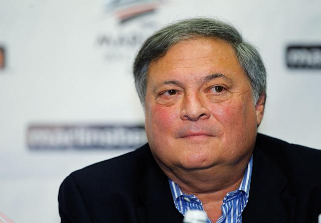 Jeffrey Loria parlayed a $12 million investment in the Montreal Expos into a spot on the world's billionaire list. (Getty Images)
