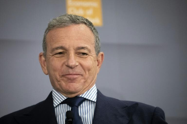 "Disney chief Bob Iger called the launch ""a historic moment for our company that marks a new era of innovation and creativity"""