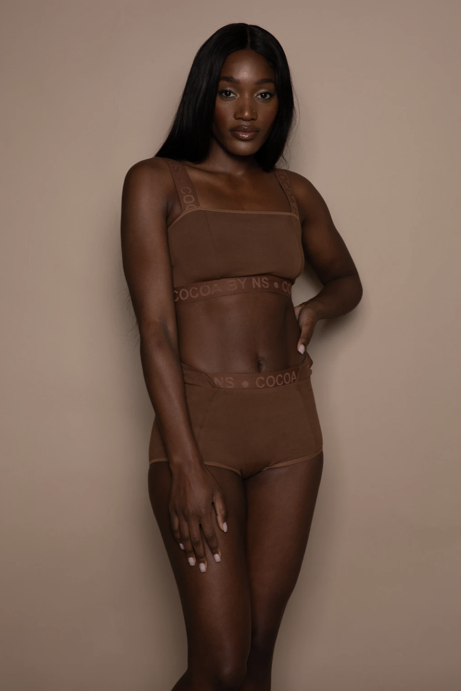 "<p><strong>Nubian Skin</strong></p><p>nubianskin.com</p><p><strong>$32.48</strong></p><p><a href=""https://www.nubianskin.com/collections/lingerie/products/high-waist-boy-short?variant=31535333670974"" rel=""nofollow noopener"" target=""_blank"" data-ylk=""slk:SHOP IT"" class=""link rapid-noclick-resp"">SHOP IT</a></p><p>Nubian Skin offers inclusive nude undergarments, so if you haven't found the right shade for you yet check this pair of undies out. Once you find the perfect match, you'll never turn back. </p>"