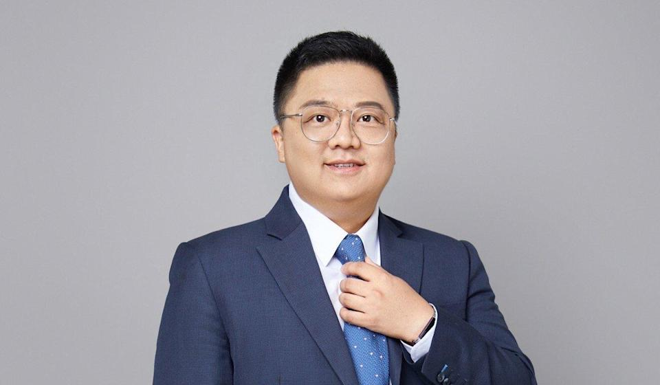 Andrew Xu, Fosun Tourism's executive president and co-chief financial officer. Photo: Handout
