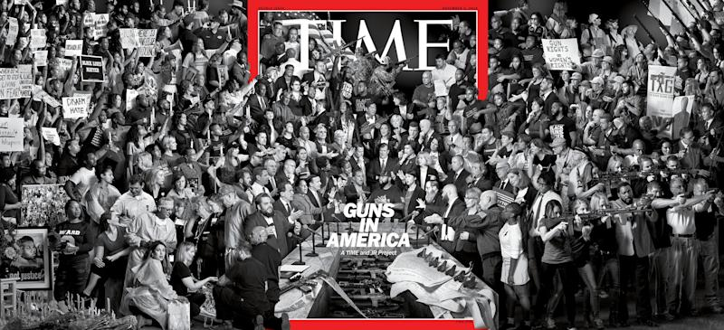TIME Earns Emmy Nomination for Guns in America