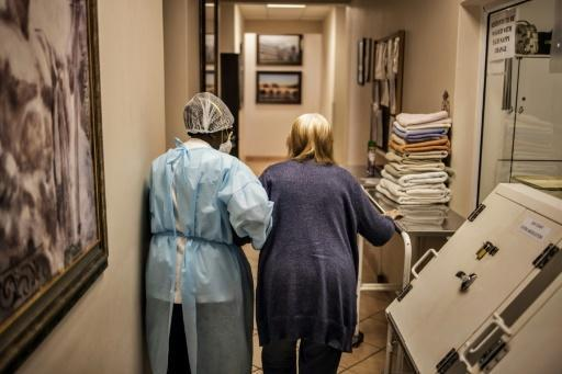 Fourteen of the 64 residents in the Casa Serena retirement home have died since the start of the coronavirus pandemic