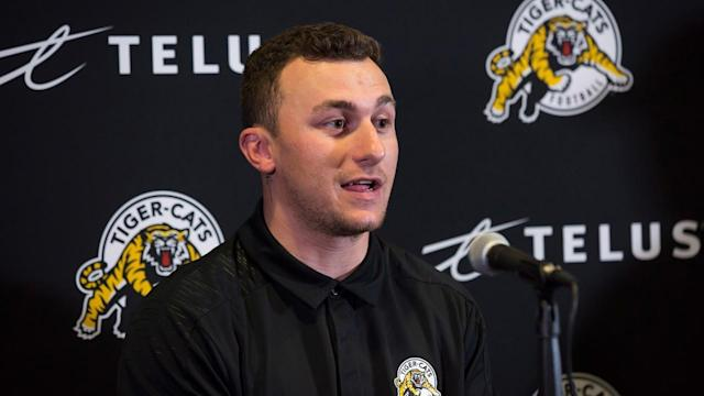 Quarterback Johnny Manziel just signed a deal with the CFL's Hamilton Tiger-Cats. Would a good showing in the CFL be stepping stone to an NFL comeback?