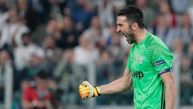 The goalkeeping legend believes his Juve team-mate should be rated as one of the top players in the world after starring against Barcelona