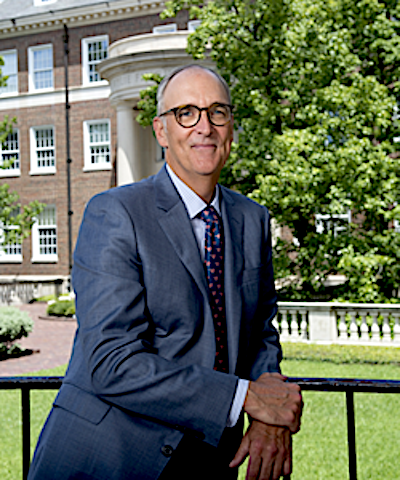 Matthew B. Myers, dean of the Cox School of Business at Southern Methodist University