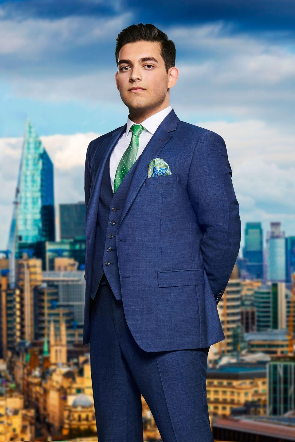 """<p>""""I've definitely got the gift of the gab, I can persuade anyone to do anything.""""</p><p>Dean, 20, from Essex, owns a Sports Management Agency – which he founded at the age of 15. Dean states that he doesn't have many traits that would let him down in business.<br></p>"""