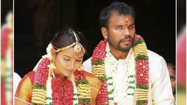 Tamil TV Actor Myna Nandhini's Husband Commits Suicide in Chennai