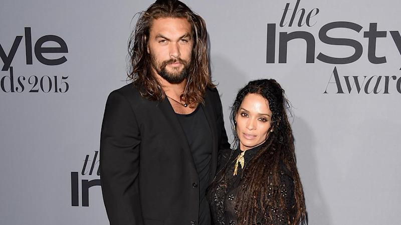 Jason Momoa Talks 'Stalking' Wife Lisa Bonet Since He Was 8: 'She Was the Queen Always'