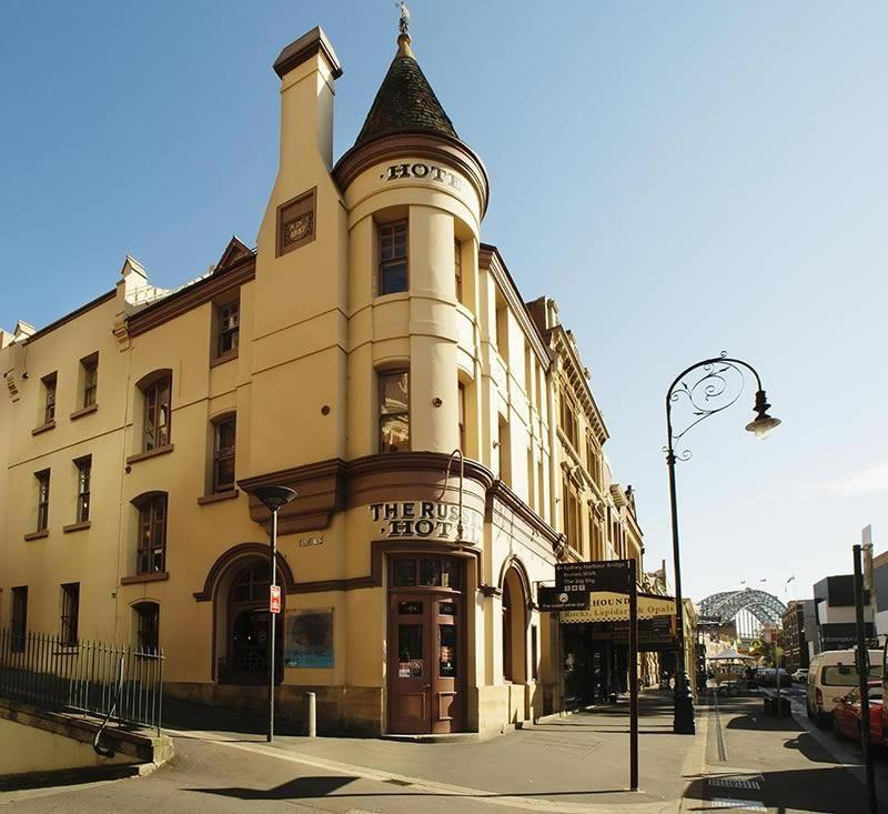 The Russell Hotel in The Rocks claims to be Sydney's most haunted. Photo: Supplied