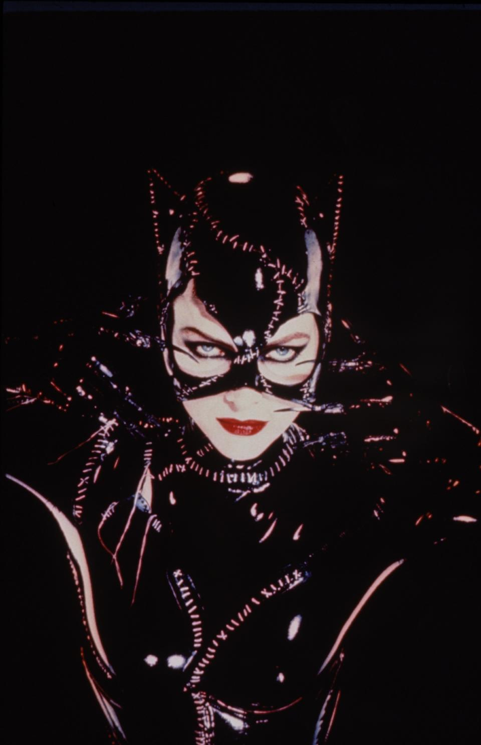 UNITED STATES - 1992:  Michelle Pfeiffer as Catwoman in the film 'Batman Returns'.  (Photo by The LIFE Picture Collection via Getty Images)