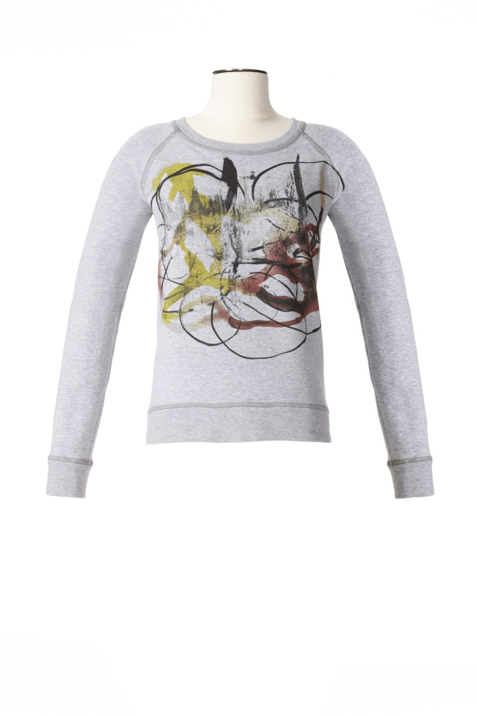 <b>Proenza Schouler for Target + Neiman Marcus Holiday Collection Sweatshirt</b><br><br> Price: $29.99<br><br> Size: XS – XL<br><br>