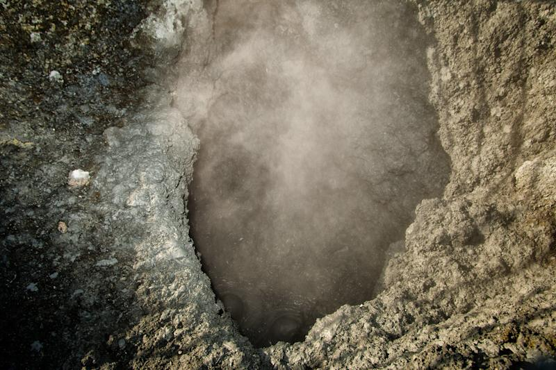 <strong>The tragedy occurred at the crater of Solfatara di Pozzuoli, near Naples</strong> (NurPhoto via Getty Images)